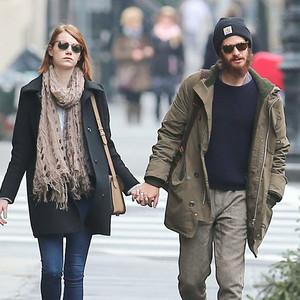 Emma Stone, Andrew Garfield