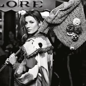 Gisele Bundchen, Chanel Spring Campaign
