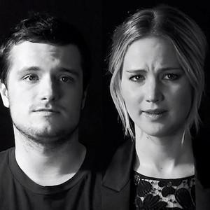 Josh Hutcherson, Jennifer Lawrence, Ebola PSA