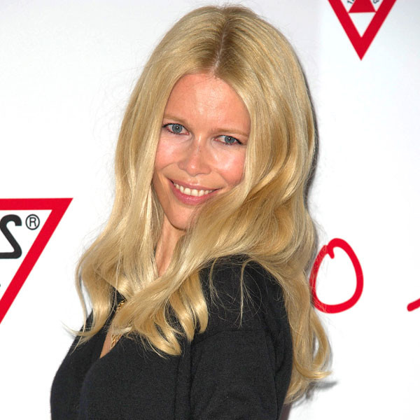 Schiffer claudia launching schwarzkopf hair line forecasting dress in on every day in 2019