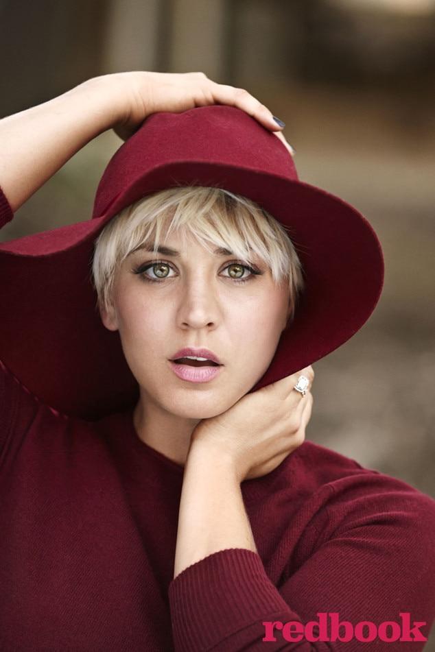 Kaley Cuoco-Sweeting, Redbook