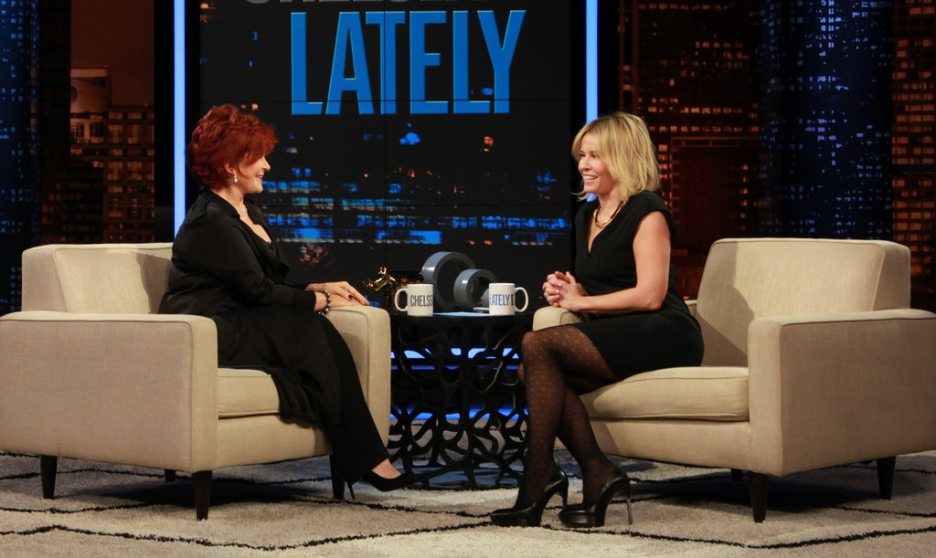 Sharon Osbourne, Chelsea Lately