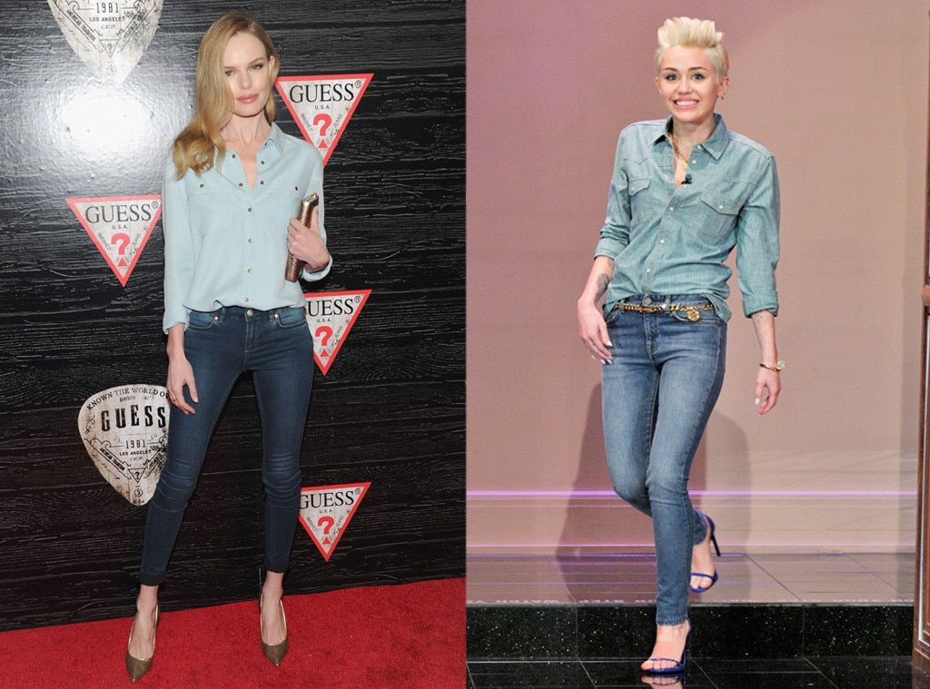 Kate Bosworth, Miley Cyrus