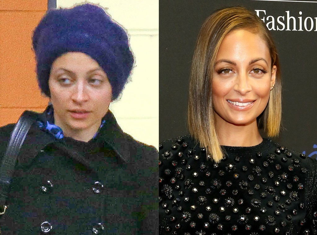 Nicole Richie, Stars without Makeup