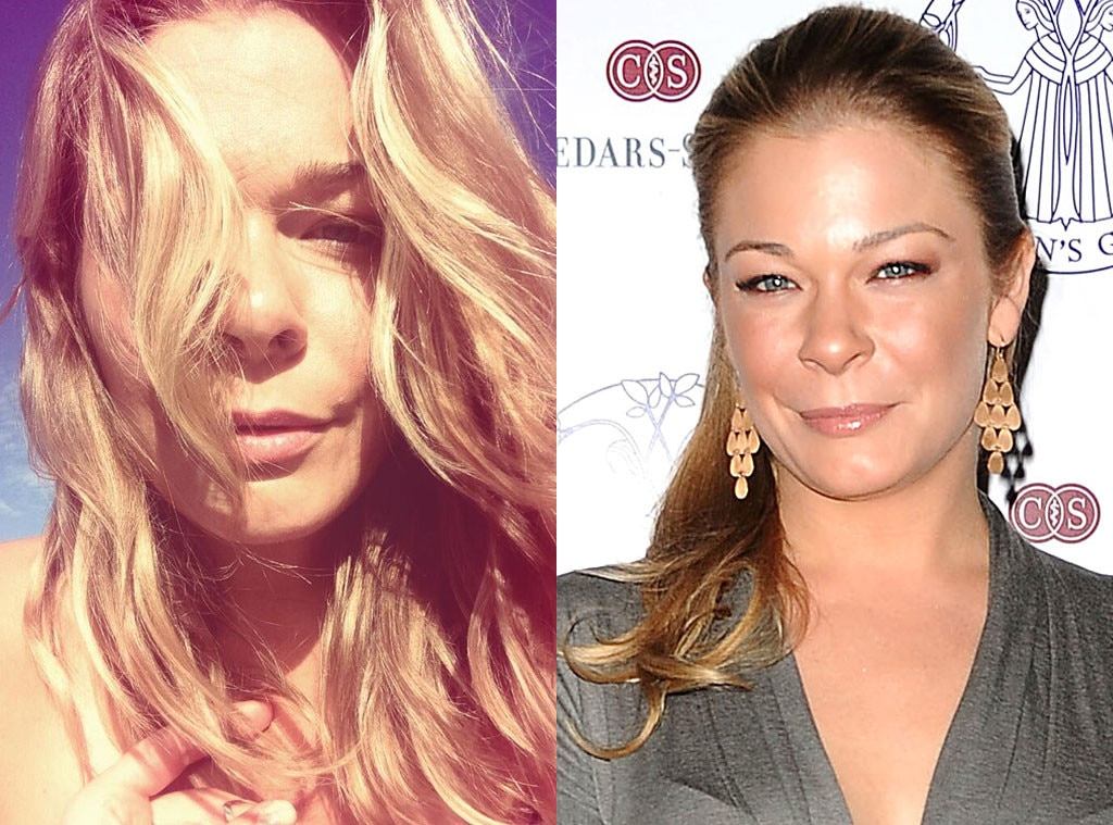 Leann Rimes, Stars without Makeup