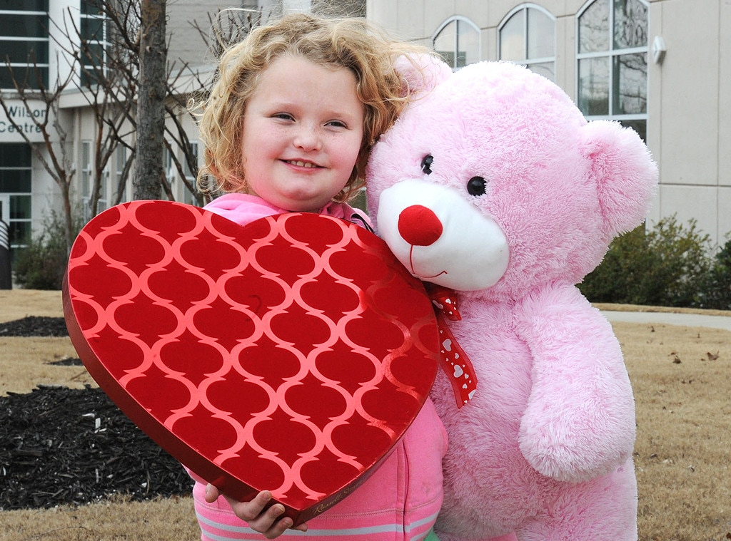 Honey Boo Boo, Alana Thompson, Valentines Day