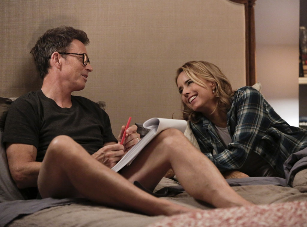 Tea Leoni, Tim Daly, Madame Secretary
