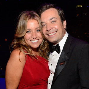 jimmy fallon welcomes baby girl no 2 with wife nancy
