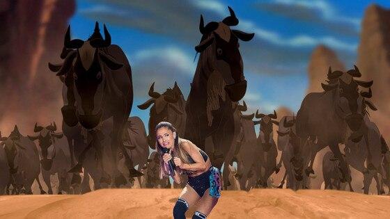 Ariana Grande Face Meme
