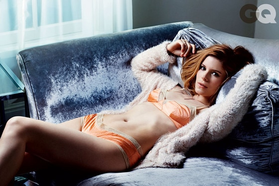 Kate Mara, GQ
