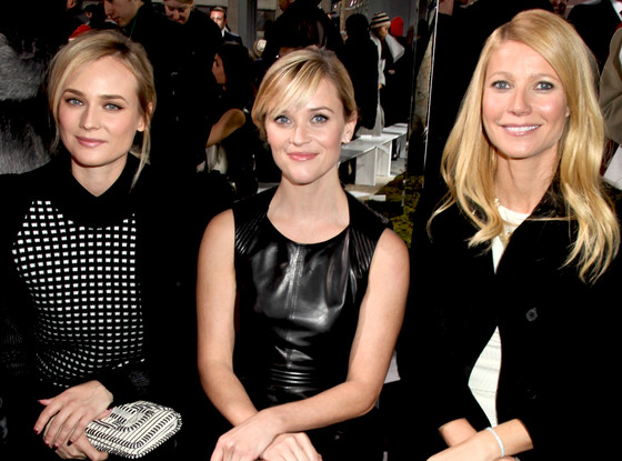 Diane Kruger, Gwyneth Paltrow, Reese Witherspoon, Boss Women, NYFW