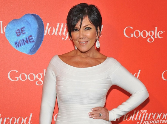 Valentine's Sweetheart Candy, Kris Jenner