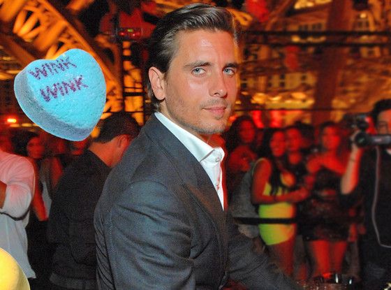 Valentine's Sweetheart Candy, Scott Disick
