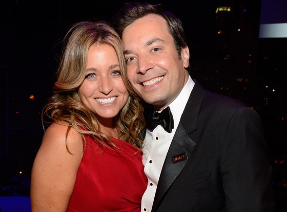 Jimmy Fallon, Nancy Juvonen