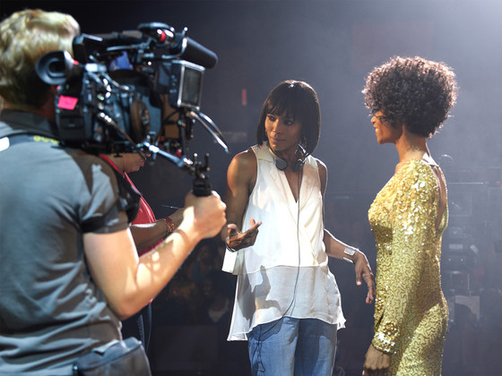 Yaya DaCosta, Whitney Houston Movie