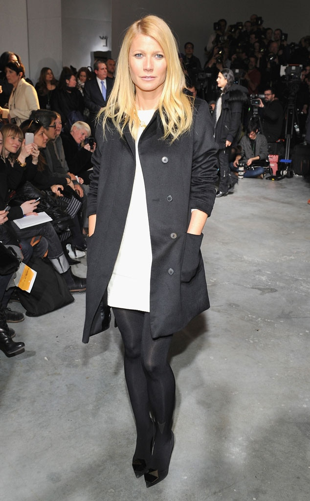NYFW, Hugo Boss Women, Gwyneth Paltrow