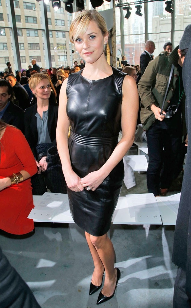 NYFW, Hugo Boss Women, GReese Witherspoon
