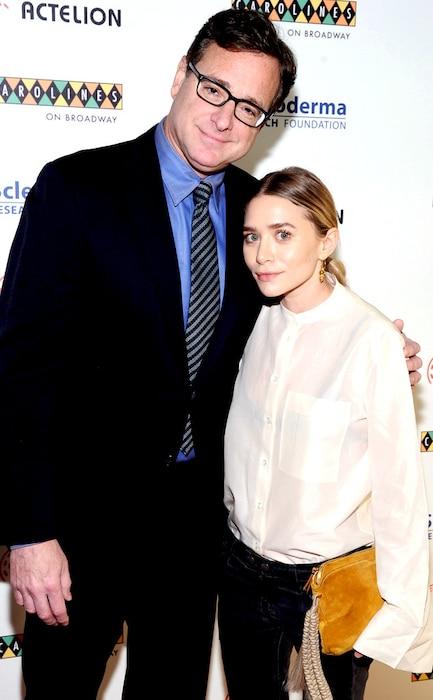 Bob Saget, Ashley Olsen