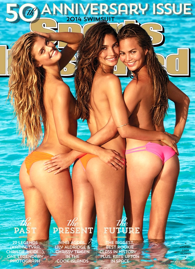 Sports Illustrated, Lily Aldridge, Nina Agdal, Chrissy Teigen