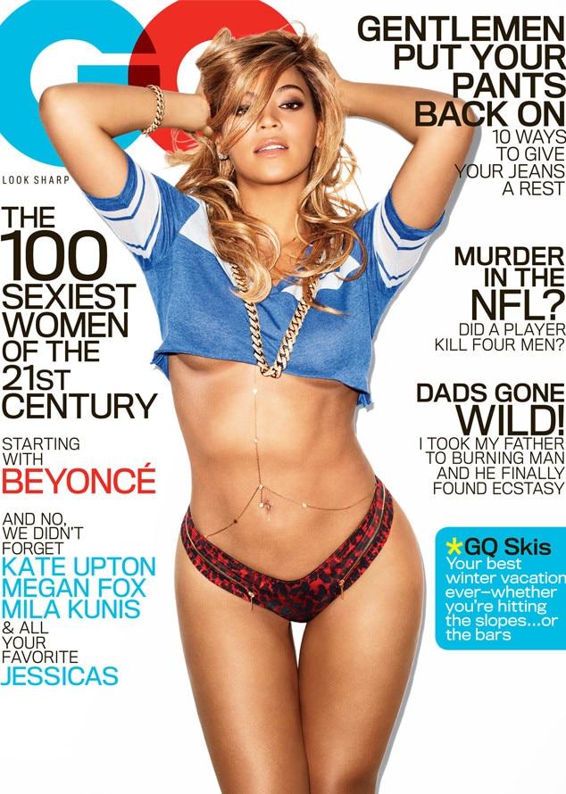 Beyonce, GQ