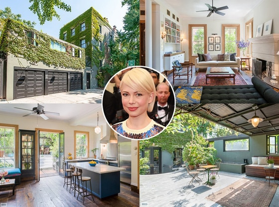 Michelle Williams, Townhouse
