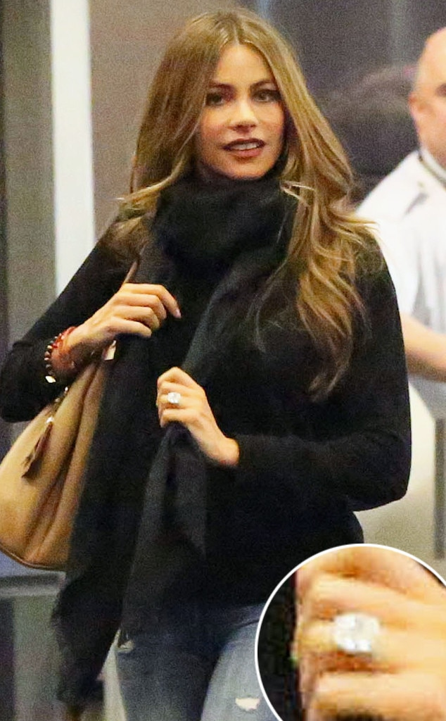 Sofia Vergara, Ring