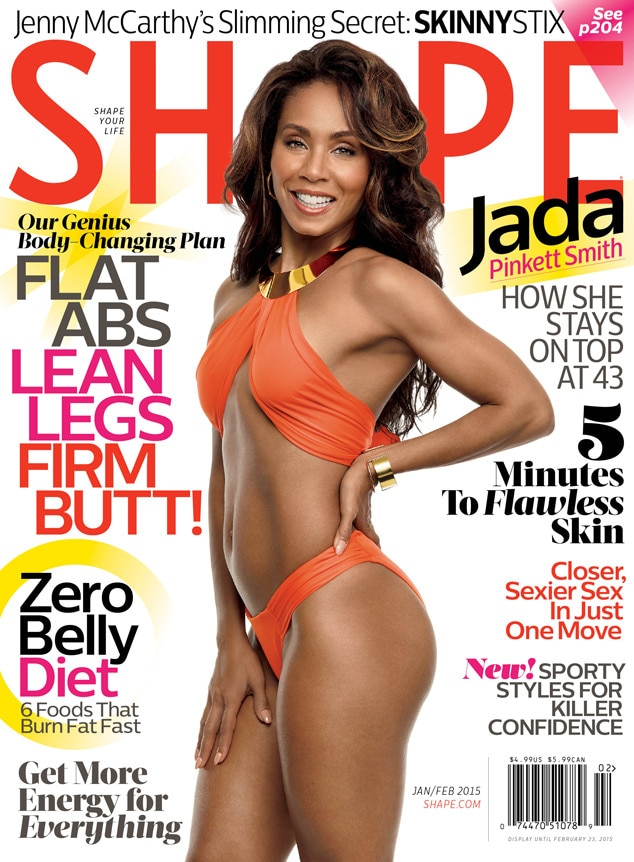 Jada Pinkett Smith, Shape