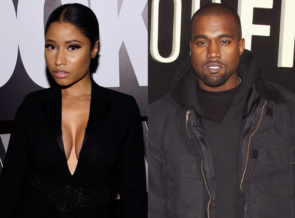 Nicki Minaj, Kanye West