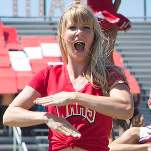 Heather Morris, Glee