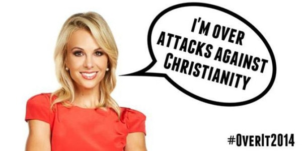 Elizabeth Hasselbeck, Over It