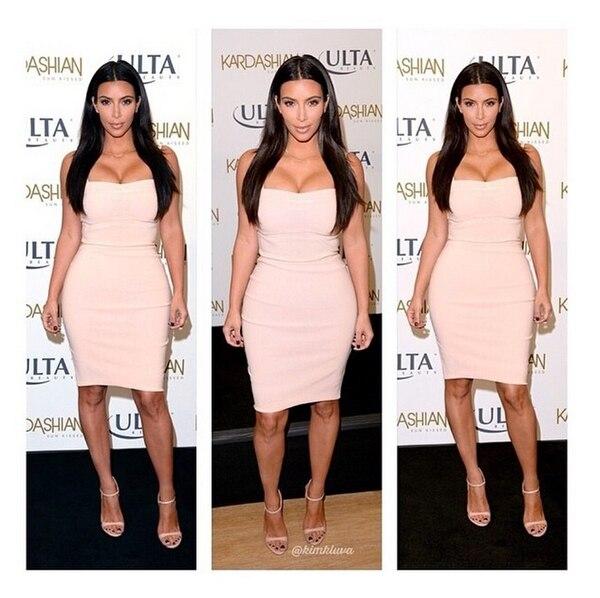 Kardashian New Year's Look