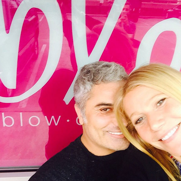 Gwyneth Paltrow, David Babaii
