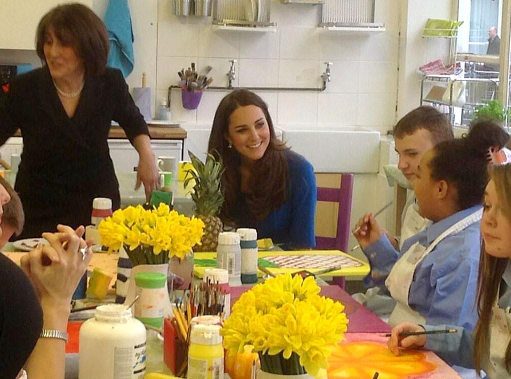 Kate Middleton, Twitter