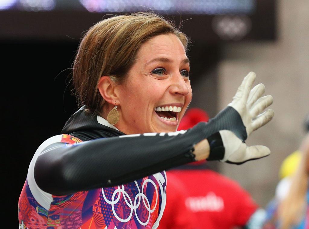 Noelle Pikus-Pace, Sochi Winter Olympics
