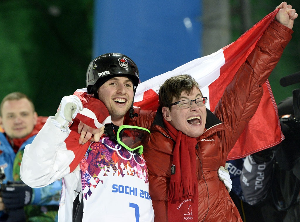 Alex Bilodeau, Sochi Winter Olympics