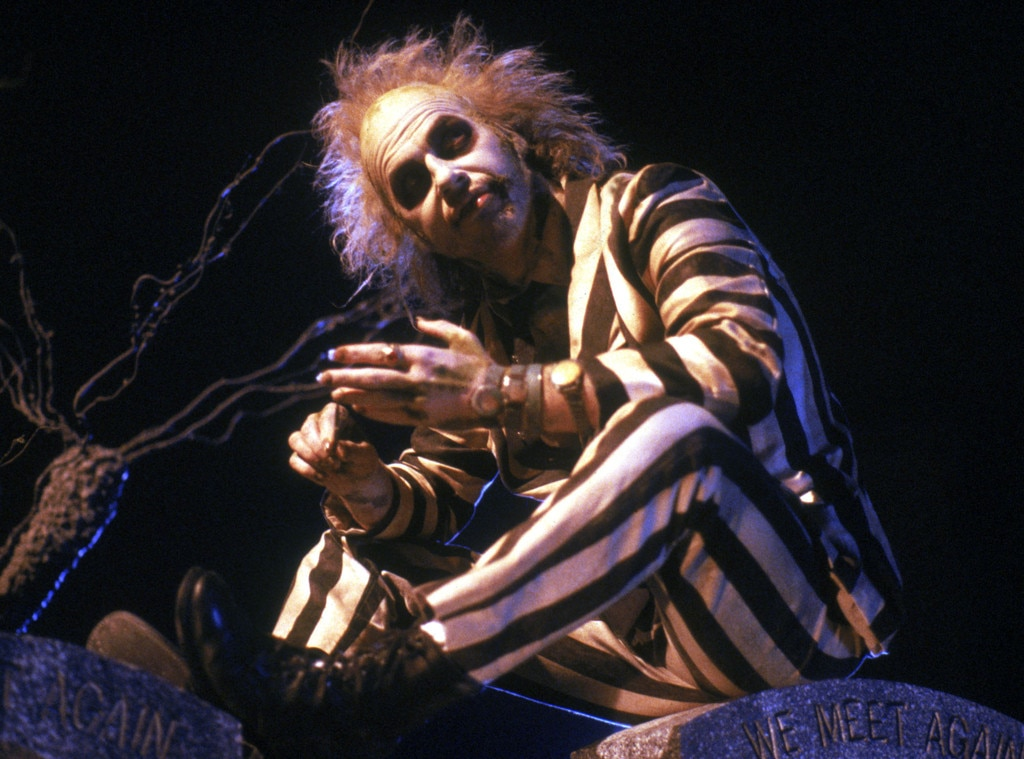 Tim Burton Says Beetlejuice Sequel Is Closer Than Ever