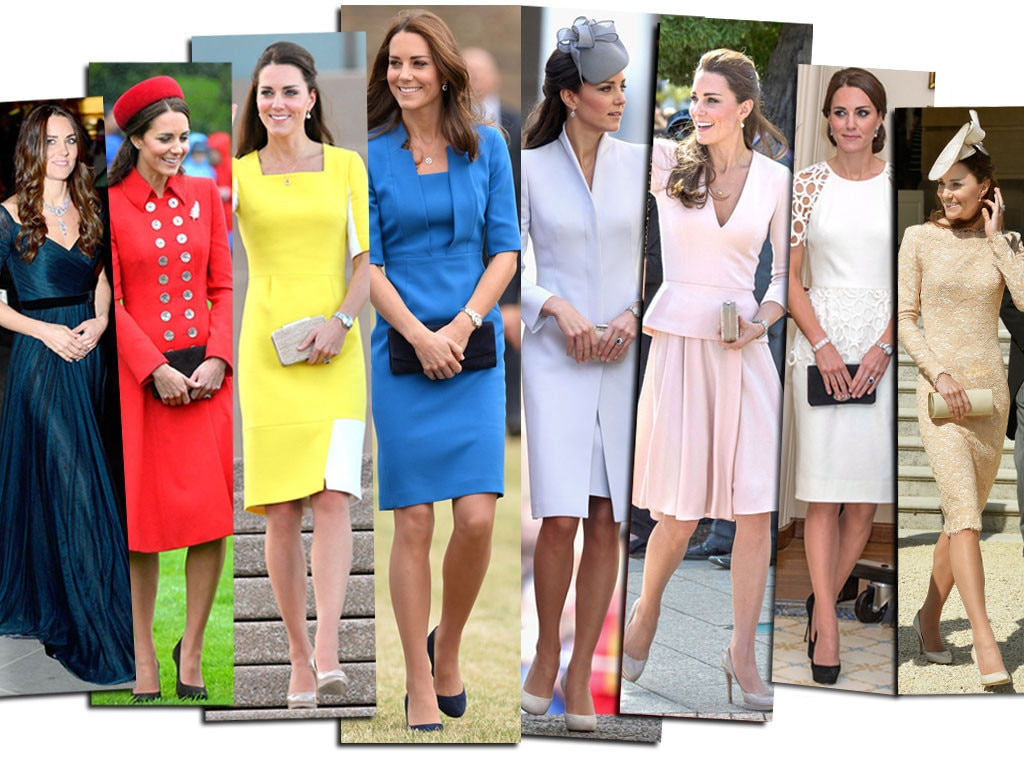 Best Of 2014 Kate Middleton S Most Regal Styles This Year