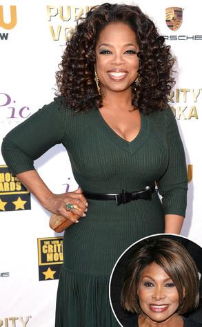 Oprah Winfrey, Tina Turner