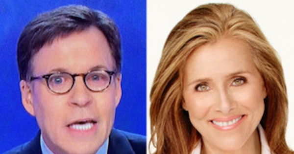 Meredith Vieira Will Fill In For Bob Costas On Primetime
