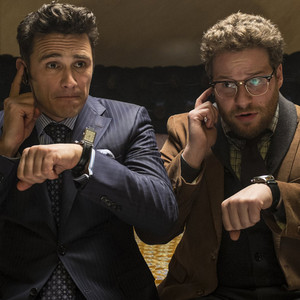 James Franco, Seth Rogen, The Interview