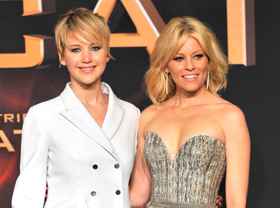 Jennifer Lawrence, Elizabeth Banks
