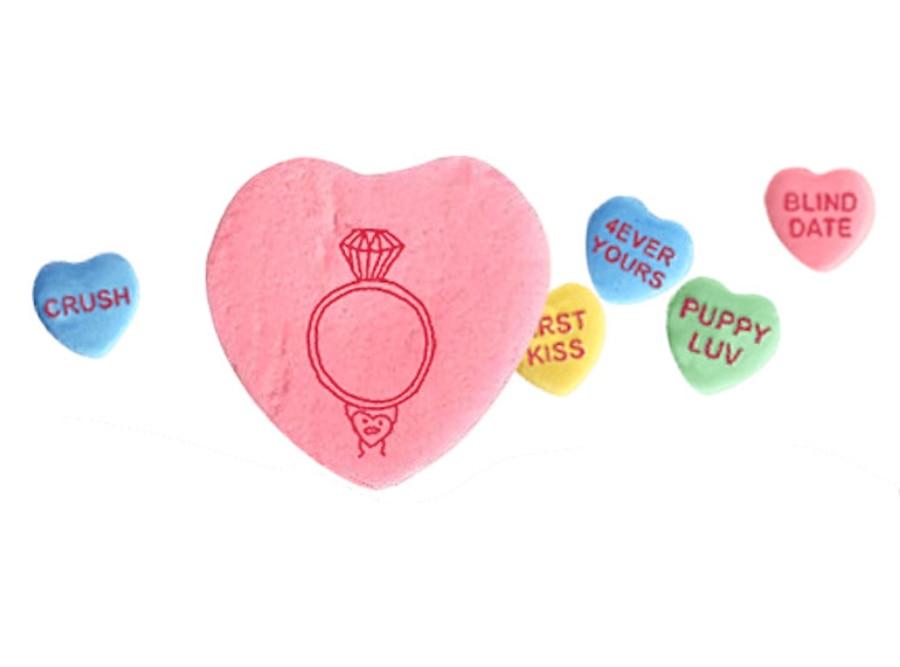 Google Doodle, Valentine's Day