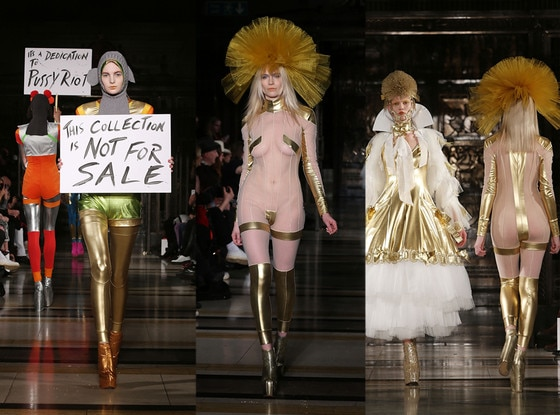 Pam Hogg, London Fashion Week