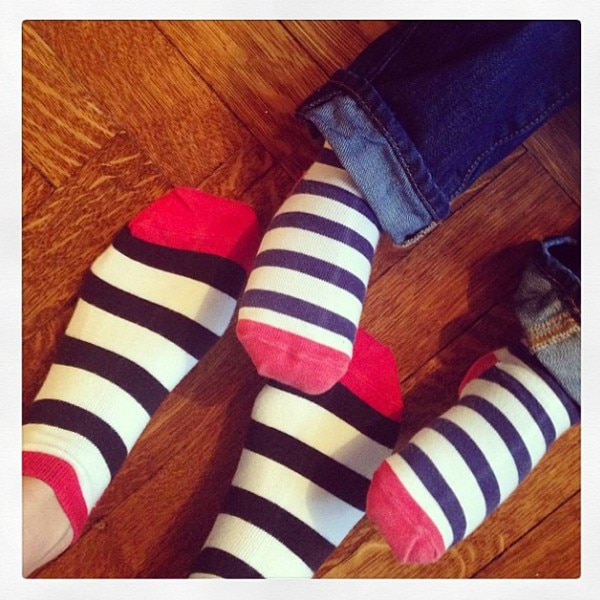 Miranda Kerr, Instagram, Valentines Day