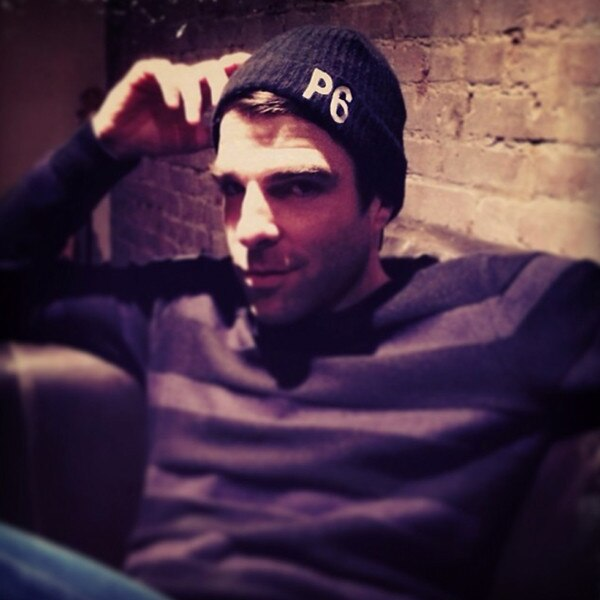 Olympic Tweet, Zachary Quinto