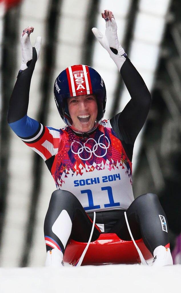 Erin Hamlin, Sochi Winter Olympics