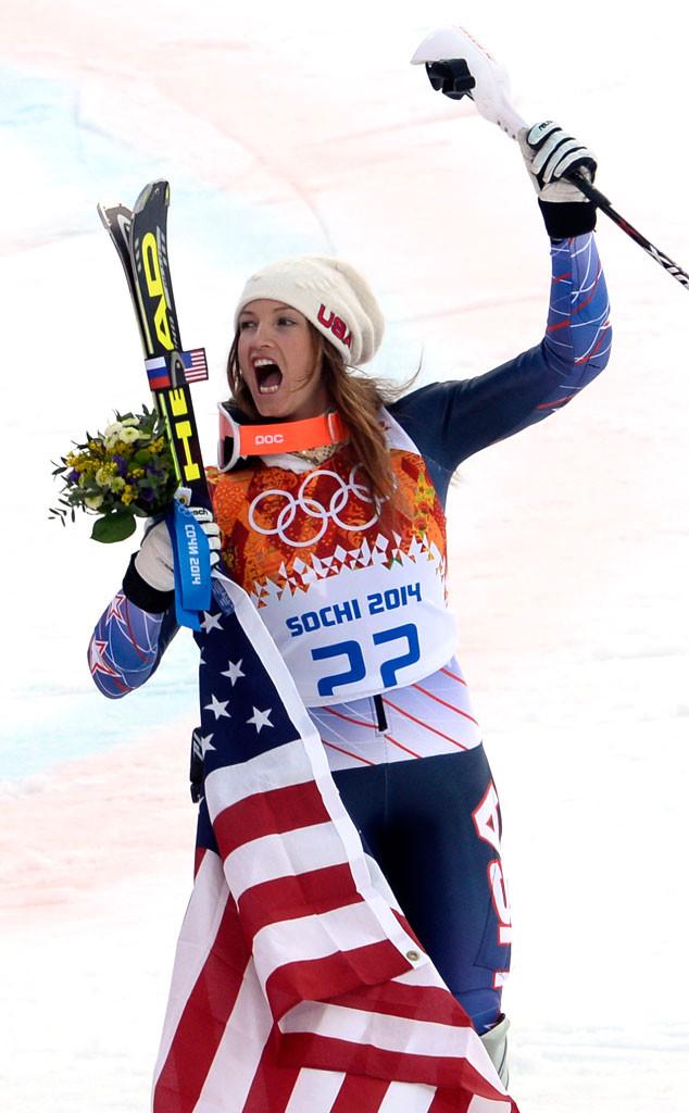 Julia Mancuso, Sochi Winter Olympics