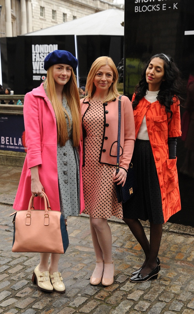 Photo 357064 From London Fashion Week Fall 2014 Street Style E News