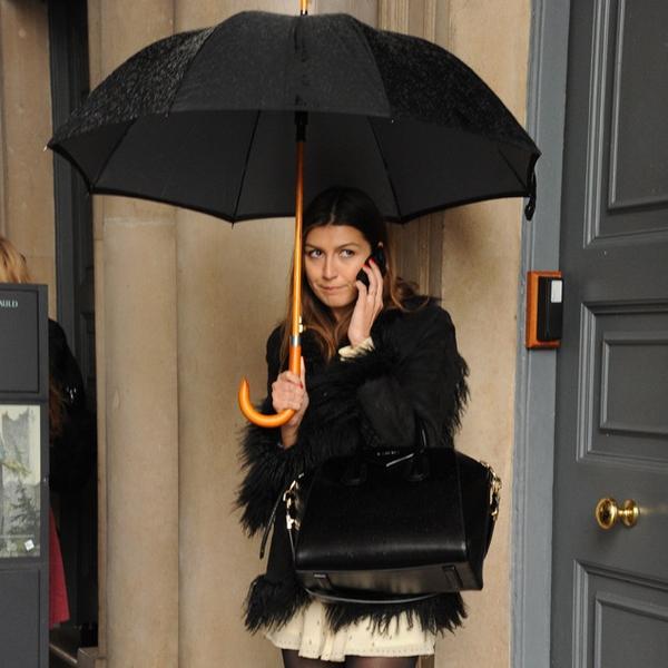 Umbrella Statement From London Fashion Week Fall 2014