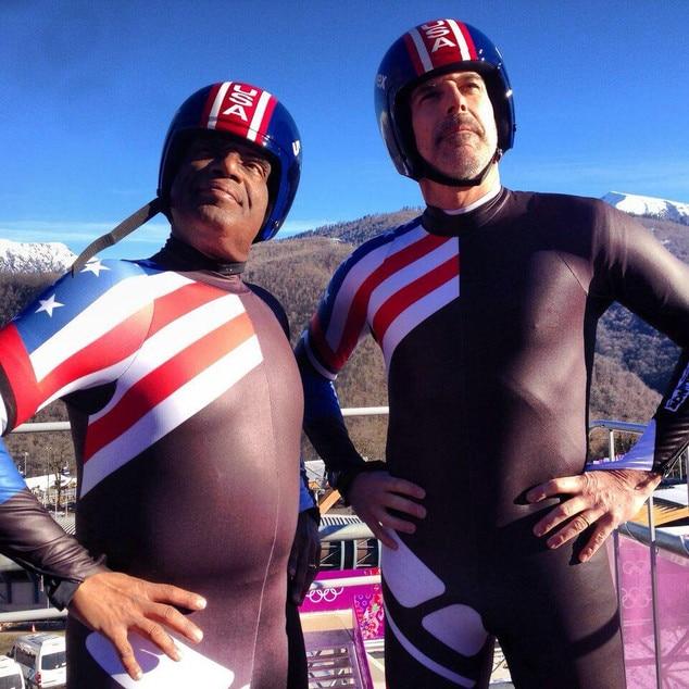 Today Show, , Matt Lauer, Al Roker, Sochi Olympics
